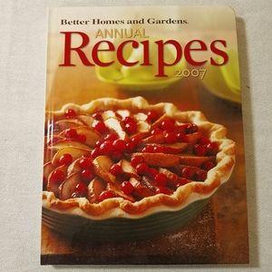 BHG Annual Recipes 2007